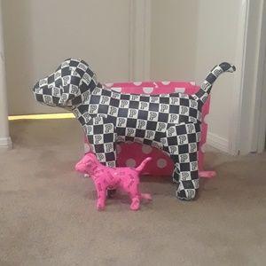 Chkrrrd doggy